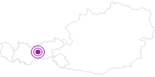 Unterkunft Hotel Seppl **** Innsbruck & seine Feriendörfer: Position auf der Karte