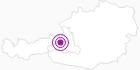 Unterkunft Hartlhof in Saalbach-Hinterglemm: Position auf der Karte
