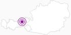Unterkunft Ferienwohnung Petra im Zillertal: Position auf der Karte