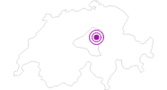 Unterkunft Landal Vierwaldstättersee in Schwyz: Position auf der Karte