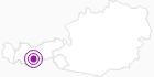 Webcam Stubaier Gletscher: Bergstation Eisgrat in Stubai: Position auf der Karte