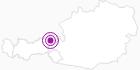 Unterkunft Bauernhof Oberachenhof SkiWelt Wilder Kaiser - Brixental: Position auf der Karte