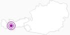 Unterkunft Haus Wolf im Tiroler Oberland: Position auf der Karte