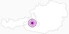 Unterkunft Hotel Kirchenwirt im Gasteinertal: Position auf der Karte