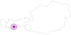 Unterkunft Gästehaus Lorenzi Ötztal: Position auf der Karte