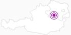 Unterkunft Gasthof & Appartementhaus Meyer im Mostviertel: Position auf der Karte