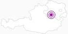 Unterkunft Josthof im Mostviertel: Position auf der Karte