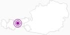 Unterkunft Bistros Bed & Breakfast Innsbruck & seine Feriendörfer: Position auf der Karte