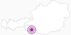 Unterkunft ***Gästehaus Steinerhof in Osttirol: Position auf der Karte