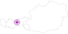 Unterkunft Appartement Innsbruck Innsbruck & seine Feriendörfer: Position auf der Karte
