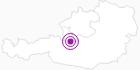 Unterkunft appartement-kathi im Dachstein Salzkammergut: Position auf der Karte