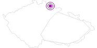 Unterkunft Hotel Praha Tschechisches Riesengebirge: Position auf der Karte