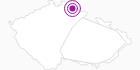 Unterkunft Penzion Slavie Tschechisches Riesengebirge: Position auf der Karte