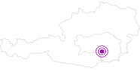 Unterkunft Gasthof Thöny in Süd & West Steiermark: Position auf der Karte