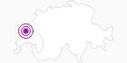 Unterkunft Peter Philippe in Genferseegebiet: Position auf der Karte