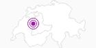 Unterkunft Bauernhof Mäder im Naturpark Gantrisch: Position auf der Karte