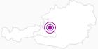 Unterkunft Haus Alpenrose in Tennengau-Dachstein West: Position auf der Karte
