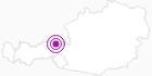 Unterkunft Appartement Pension Auhof SkiWelt Wilder Kaiser - Brixental: Position auf der Karte