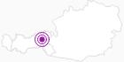 Unterkunft Alpengasthof Moderstock in der Ferienregion Hohe Salve: Position auf der Karte