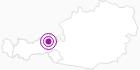 Unterkunft Familotel Hopfgarten in der Ferienregion Hohe Salve: Position auf der Karte