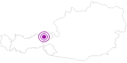 Unterkunft Frühstückspension Schwärzler SkiWelt Wilder Kaiser - Brixental: Position auf der Karte
