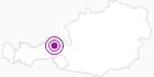 Unterkunft Hotel Kraftalm SkiWelt Wilder Kaiser - Brixental: Position auf der Karte