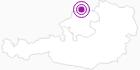 Unterkunft Pension-Cafe Grünwald im Böhmerwald: Position auf der Karte