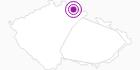 Unterkunft Ski Hotel Stoh Tschechisches Riesengebirge: Position auf der Karte