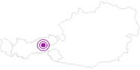 Unterkunft Sportresidenz Zillertal im Zillertal: Position auf der Karte