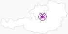 Unterkunft Familienbauernhof CHRISTA in Pyhrn-Priel: Position auf der Karte