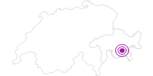 Unterkunft Paulette 2 in Engadin St. Moritz: Position auf der Karte