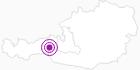Unterkunft Ferienwohnung Lachmayer in Nationalpark Hohe Tauern: Position auf der Karte