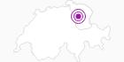 Unterkunft Atzmännig Lodge am Zürichsee: Position auf der Karte
