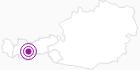 Unterkunft First Mountain Hotel Ötztal Ötztal: Position auf der Karte