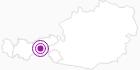 Unterkunft Chalet Hainzenberg im Zillertal: Position auf der Karte