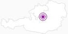 Unterkunft Ferienwohnung Kleiner Pyhrgas in Pyhrn-Priel: Position auf der Karte