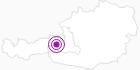 Unterkunft Almliesl SAAB-492 in Saalbach-Hinterglemm: Position auf der Karte