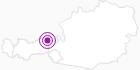 Unterkunft Panorama Royal im Kufsteinerland: Position auf der Karte