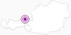 Unterkunft Alpenrose im Kufsteinerland: Position auf der Karte