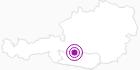 Unterkunft Hotel Lärchenhof Katschberg in der Katschberg-Rennweg: Position auf der Karte