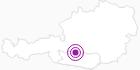 Unterkunft Basekamp Mountain Budget Hotel am Lungau: Position auf der Karte