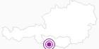 Accommodation Ferienhotel Tröpolacher Hof in Nassfeld-Pressegger See - Lesachtal - Weissensee: Position on map