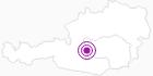 Unterkunft Haus in der Hochsteiermark: Position auf der Karte