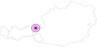 Unterkunft JAGDHOF HUBERTUS in der Ferienregion Hohe Salve: Position auf der Karte