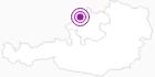 Unterkunft Haus Grafenbergblick in Donau Oberösterreich: Position auf der Karte
