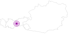 Unterkunft Hotel Stolz in Stubai: Position auf der Karte