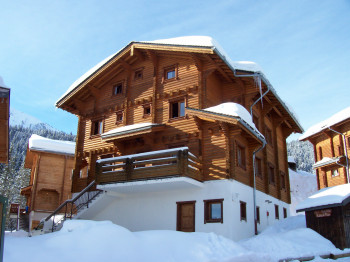 Large catered chalet