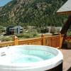2nd floor hot tub