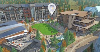 This is what Limelight Hotel Snowmass will look like from the outside.