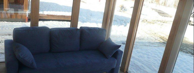 Wintergarden, also 3rd bedroom